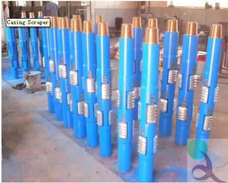 Casing Scrapers casing anchors downhole tools cross over subs oilfield fishing tools